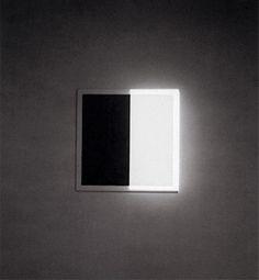 adalberto mecarelli | Lumière, ombre, nitrate d'argent 50 x50 x450 cm circa