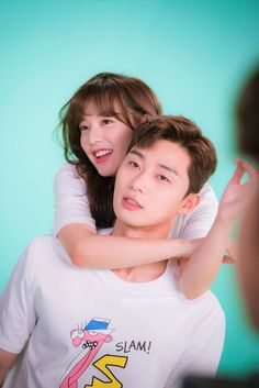 Fight My Way: Kim Ji Won says Park Seo Joon made her heart flutter for real Asian Actors, Korean Actors, Korean Dramas, Fight My Way Kdrama, My Shy Boss, Jong Hyuk, K Drama, Photoshoot Bts, Park Seo Joon