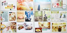 project life: week 4, October by JINA-B at @Studio_Calico