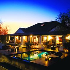 Bushmans Kloof Wilderness Reserve & Retreat in Cape Town, South Africa.