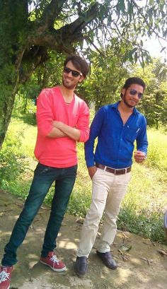 Me and My Brother............