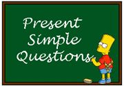 Present Simple Questions ESL EFL Teaching Resources - On this page, students learn how to ask and answer present simple wh- questions and yes/no questions. There are also resources to practice asking and answering present simple questions with the verb to be and do, present simple questions about daily routine, personal information questions, and questions in the third-person.