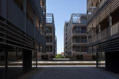 Viviendas Sociales en Boera Park / Peñín Architects