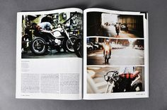 Riders Magazine by studio FM milano , via Behance