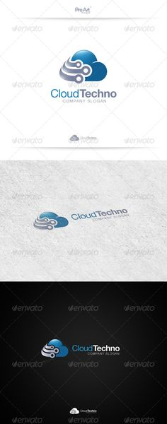 Cloud Technology — Photoshop PSD #internet #marketing • Available here → https://graphicriver.net/item/cloud-technology/5621915?ref=pxcr