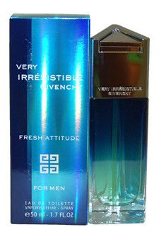Very Irresistible Fresh Attitude Givenchy 1.7 oz EDT Men