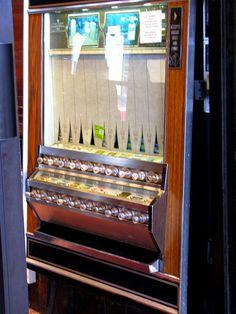 * Vintage Cigarette Machine by Dan_DC *