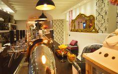 Rosalì Fancy Pub - Interior design by Cristina Diambra architect