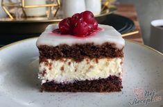 Tiramisu, Cheesecake, Food And Drink, Sweets, Nutella, Rum, Cooking, Ethnic Recipes, Brownies