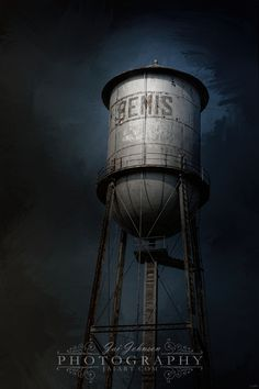 Bemis Water Tower