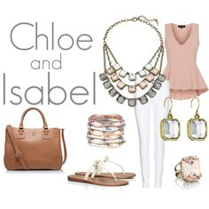 """Chloe and Isabel"" Clink on the link below to purchase these jewels! https://www.chloeandisabel.com/boutique/emorycongleton"