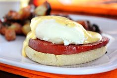 Eggs Benedict Recipe, one of my favourite breakfast foods :p :)
