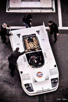 "Porsche 908/3 ""Jo Siffert"""