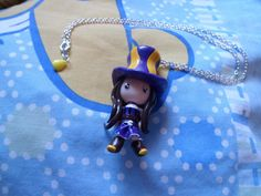 Hey, I found this really awesome Etsy listing at http://www.etsy.com/listing/152978012/league-of-legends-caitlyn-necklace
