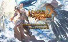 Лига ангелов — сражайтесь против зла вместе с ангелами!