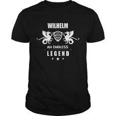 Awesome Tee WILHELM Legend tee shirts T-Shirts