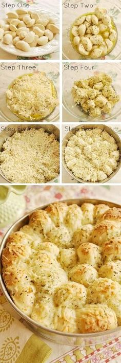 Garlic Cheese Pull-Apart Bread by natalie-w