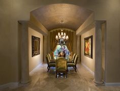 Architectural and Interior Photography - traditional - dining room - miami - by Craig Denis LOVE