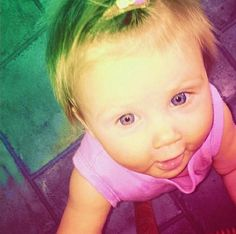 Baby lux!!! She's so adorable!! <3 :D