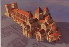 Samostan Cluny (Cluny III)