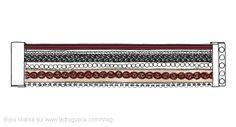 """Le bracelet """"De Montespan"""" Faste à la cour #Bijoux #ladroguerie #sur-mesure"""
