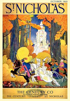 St. Nicholas Magazine, October 1921
