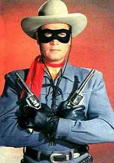 Actor Clayton Moore Is The Lone Ranger! Tv Westerns, The Lone Ranger, Vintage Tv, Vintage Horror, Vintage Movies, Cowboys And Indians, Western Movies, Old Tv Shows, Classic Tv
