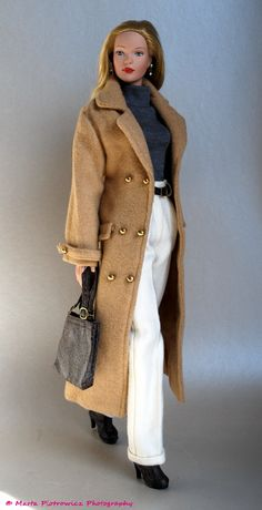 Tyler Wentworth: Casual Luxury, 2000, dressed doll, Robert Tonner