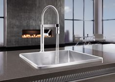 Blanco Culina 441622 Pull-Down Kitchen Faucet in Chrome, Sink Faucets