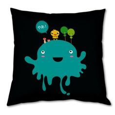 Coussin Pioupiou by SUSHISEB.