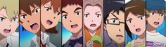 Digimon adventure tri ketsui @bulevar cuando Digimon Adventure Tri., Digimon Seasons, Digimon Frontier, Digimon Tamers, Digimon Digital Monsters, Cute Pictures, Fan Art, Stage Play, Anime