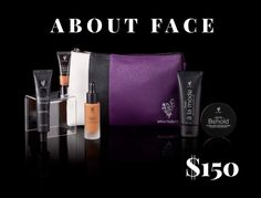 About Face collection March 2017