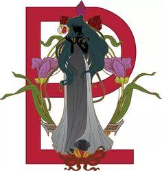 Sailor Moon - Sailor Pluto