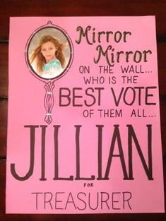 School campaign poster! | Kids school projects | Pinterest ...