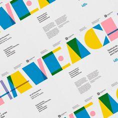 Identity for Chavea Festival. City Branding, Event Branding, Identity Branding, Web Design, Book Design, Print Design, Magazine Design Inspiration, Graphic Design Inspiration, Graphic Design Branding