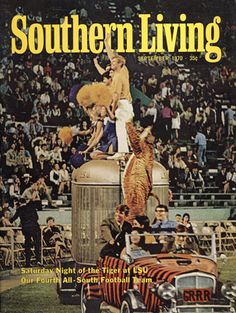 September 1970 | Saturday Night of the Tiger at LSU