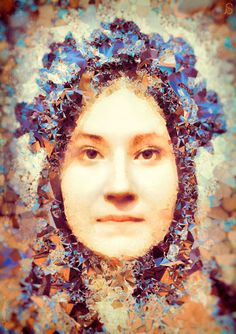 • Crystal dream  portrait by Arseny Samolevsky