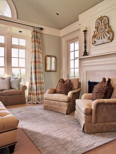 Cathedral Ceiling Living Room Decorating Design, Pictures, Remodel, Decor and Ideas - page 5 Casual Living Rooms, My Living Room, Home And Living, Ceiling Trim, Ceiling Design, Paint Ceiling, Ceiling Ideas, Wall Trim Molding, Crown Molding