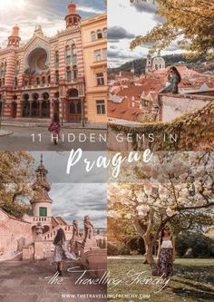 Top Hidden Gems in Prague – The Travelling Frenchy – Best Europe Destinations Europe Destinations, Europe Travel Guide, Travel Guides, Travel Info, Travel Checklist, Honeymoon Destinations, Travel Packing, Bratislava, Places To Travel