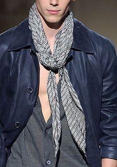 Italian Man | Italian Men's Scarves | Mens Scarves Mens Fashion Summer Outfits, Mens Fashion 2018, Mens Fashion Blazer, Fashion Illustration Face, Rock Style Men, Italian Men, My Guy, Scarves, Emperor