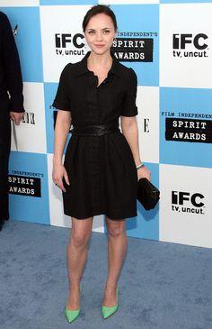 Christina Ricci Shoes