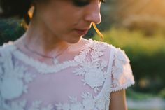 A Temperley Dress for a Flower-Filled and Rustic Italian Wedding | Love My Dress® UK Wedding Blog