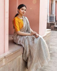 Incredible Ideas To Style Your Cotton Sarees