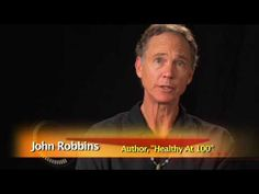 John Robbins: Is it wrong to eat animals? - YouTube