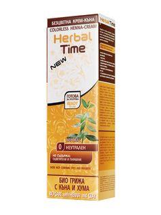 Crema nutritiva pentru par cu HENNA Herbal Time - Henna necoloranta ideala pentru refacerea si hranirea parului care isi recapata supletea stralucirea si vitalitatea. Henna, Herbalism, Neutral, Cream, Lady, Herbal Medicine, Creme Caramel, Hennas