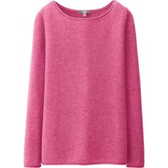 WOMEN LIGHT CASHMERE BOAT NECK SWEATER | UNIQLO