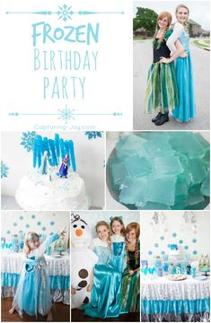 Frozen Birthday Part
