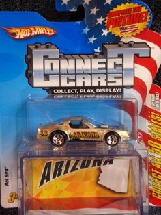 """Hot Wheels Detailed Diecast """"Hot Bird"""" Pontiac Firebird Trans Am T-Tops Arizona Issue State Connect Collection 1:64 Scale . $22.99. Scale 1/64. Detailed Diecast. Value Collector Find. Hot Wheels Detailed Diecast """"Hot Bird"""" Pontiac Firebird Trans Am T-Tops Arizona Issue State Connect Collection 1:64 Scale"""