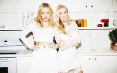 Whitney Tingle and Danielle DuBoise, Co-Founders of Sakara Life