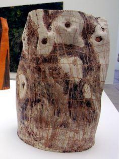 miquel barcelo: spanish pavilion at venice art biennale 09 Glass Ceramic, Ceramic Clay, Miquel Barcelo, Bottles And Jars, Earthenware, Clay Art, Pavilion, Venice, Spanish